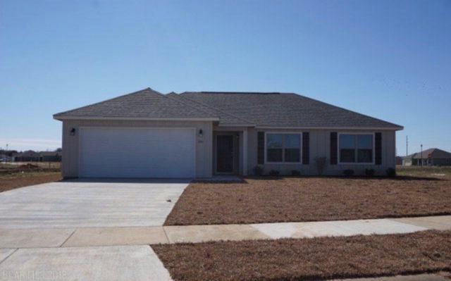 241 Lakefront Circle, Summerdale, AL 36580 (MLS #272662) :: Elite Real Estate Solutions