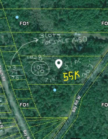 Lot 10 Bay Road, Foley, AL 36535 (MLS #272728) :: The Kim and Brian Team at RE/MAX Paradise