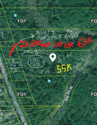 Lots 73,74,75 Beach Road, Foley, AL 36535 (MLS #272773) :: Elite Real Estate Solutions