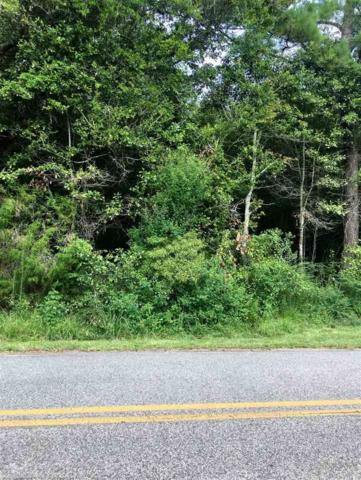 0 Hill Road, Silverhill, AL 36576 (MLS #272824) :: Jason Will Real Estate