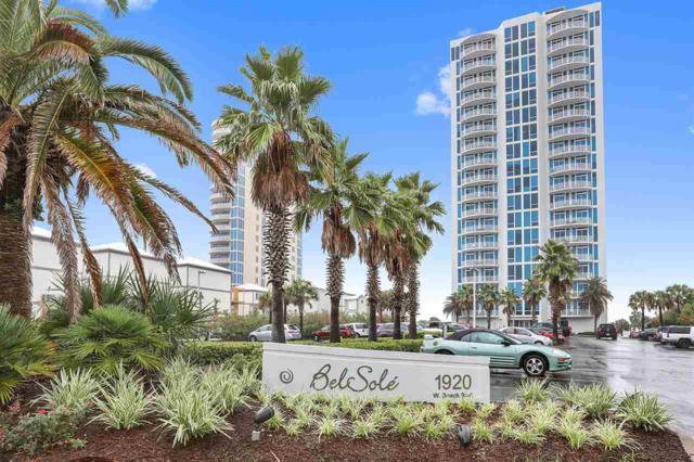 1920 W Beach Blvd #301, Gulf Shores, AL 36542 (MLS #272899) :: Ashurst & Niemeyer Real Estate
