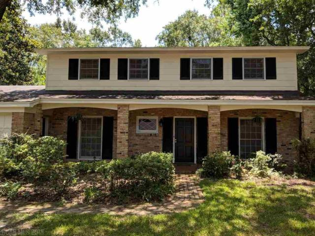 3805 N Llewelyn Drive, Mobile, AL 36608 (MLS #272901) :: Elite Real Estate Solutions