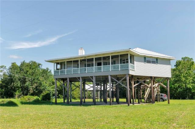 9100 Shell Belt Road, Coden, AL 36523 (MLS #273111) :: Gulf Coast Experts Real Estate Team