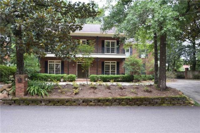 110 Myrtlewood Ln, Mobile, AL 36608 (MLS #273134) :: Elite Real Estate Solutions