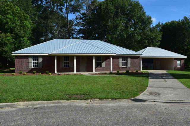 607 Stone Circle, Bay Minette, AL 36507 (MLS #273198) :: Gulf Coast Experts Real Estate Team