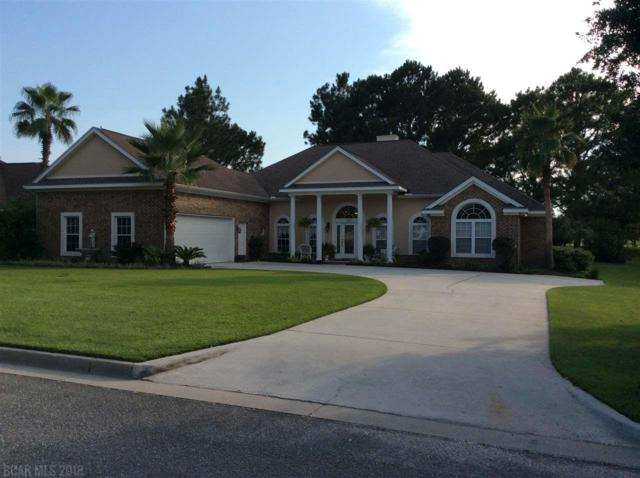 22878 Carnoustie Drive, Foley, AL 36535 (MLS #273261) :: The Kim and Brian Team at RE/MAX Paradise