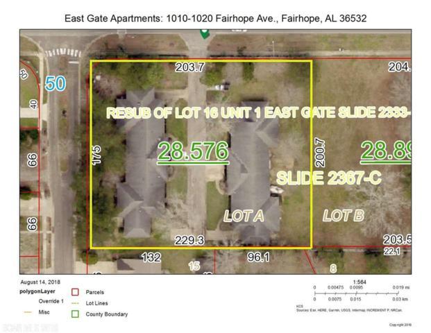 1010 Fairhope Avenue, Fairhope, AL 36532 (MLS #273349) :: Gulf Coast Experts Real Estate Team