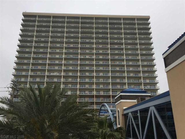 1010 W Beach Blvd #606, Gulf Shores, AL 36542 (MLS #273403) :: ResortQuest Real Estate