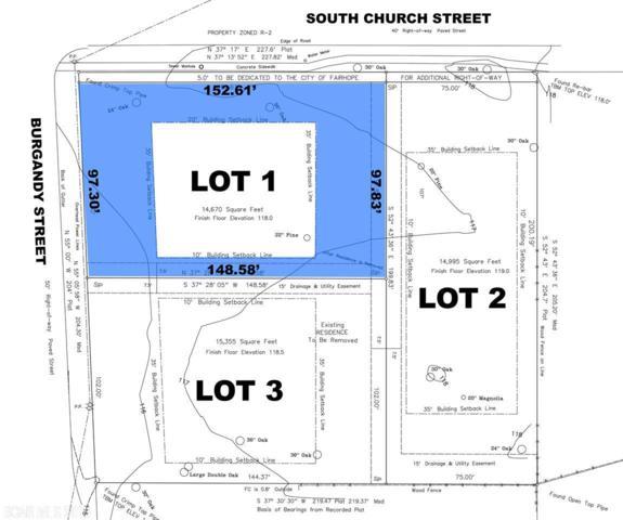 0 Burgandy Lane, Fairhope, AL 36532 (MLS #273427) :: Ashurst & Niemeyer Real Estate