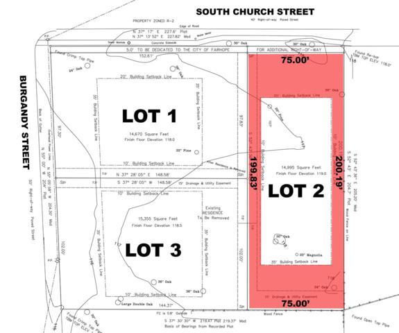 0 S Church Street, Fairhope, AL 36532 (MLS #273428) :: Ashurst & Niemeyer Real Estate