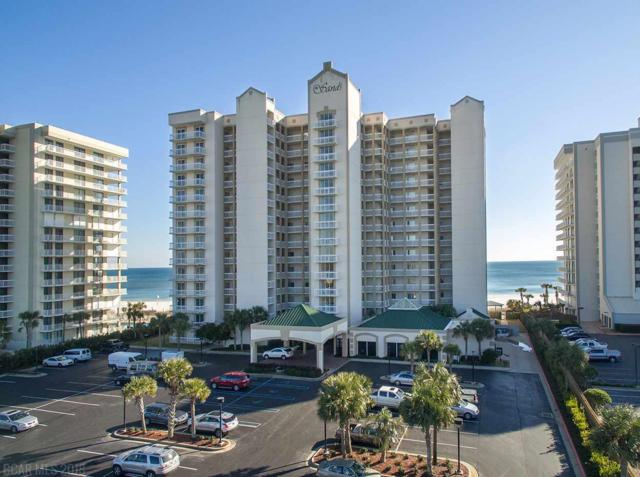 24880 Perdido Beach Blvd #1105, Orange Beach, AL 36561 (MLS #273449) :: The Kim and Brian Team at RE/MAX Paradise