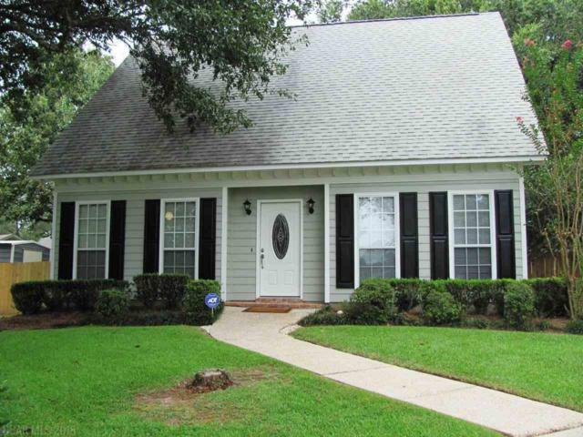 6704 Keese Court, Mobile, AL 36695 (MLS #273456) :: Elite Real Estate Solutions