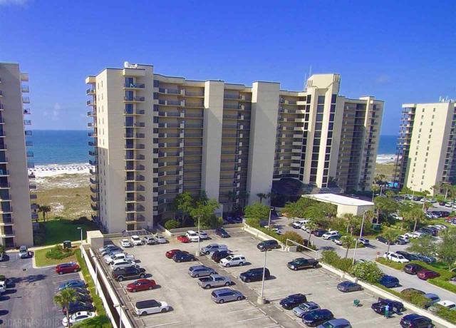 26802 Perdido Beach Blvd #1401, Orange Beach, AL 36561 (MLS #273505) :: The Kim and Brian Team at RE/MAX Paradise