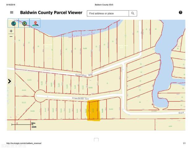 0 Claudette Circle, Orange Beach, AL 36561 (MLS #273514) :: Ashurst & Niemeyer Real Estate