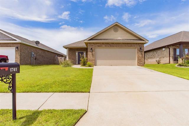 1741 Covington Lane, Foley, AL 36535 (MLS #273526) :: Jason Will Real Estate