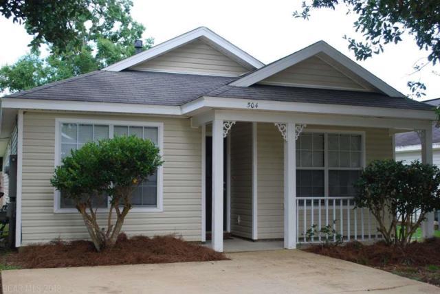 504 N Westchase Court, Fairhope, AL 36532 (MLS #273543) :: Ashurst & Niemeyer Real Estate