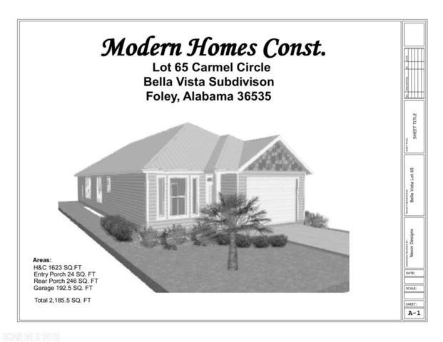 2800 Carmel Circle, Foley, AL 36535 (MLS #273595) :: Gulf Coast Experts Real Estate Team
