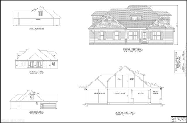 21761 Veranda Blvd, Fairhope, AL 36532 (MLS #273648) :: Elite Real Estate Solutions