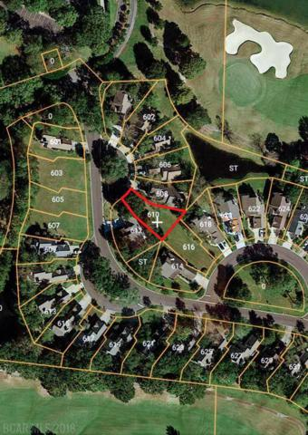 610 St Andrews Dr, Gulf Shores, AL 36542 (MLS #273961) :: Ashurst & Niemeyer Real Estate