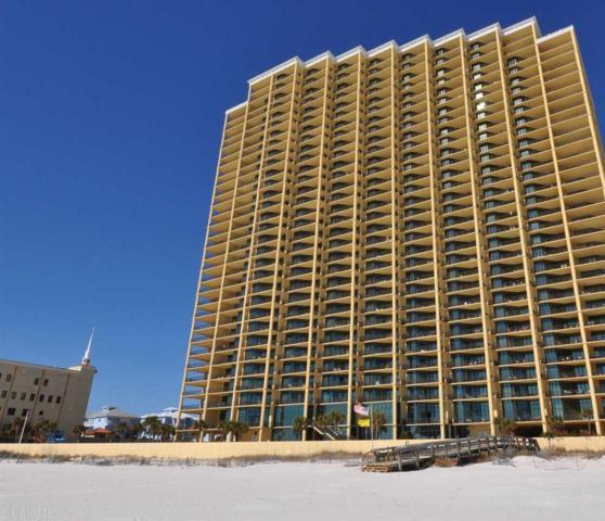 23450 Perdido Beach Blvd #1504, Orange Beach, AL 36561 (MLS #273966) :: The Kim and Brian Team at RE/MAX Paradise