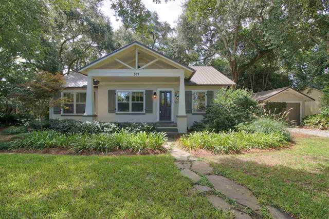 304 Nichols Avenue, Fairhope, AL 36532 (MLS #273998) :: The Kim and Brian Team at RE/MAX Paradise