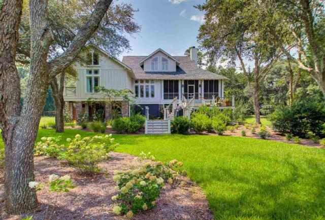 16950 River Drive, Fairhope, AL 36532 (MLS #274012) :: Elite Real Estate Solutions