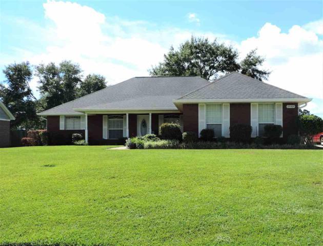 25409 Lakeland Drive, Loxley, AL 36551 (MLS #274075) :: Elite Real Estate Solutions
