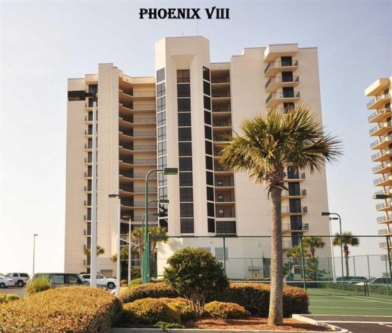 27008 E Perdido Beach Blvd #1106, Orange Beach, AL 36561 (MLS #274112) :: The Premiere Team