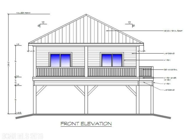 5575 Pensacola Avenue, Orange Beach, AL 36561 (MLS #274160) :: Gulf Coast Experts Real Estate Team