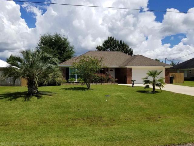 14424 Lexington Drive, Summerdale, AL 36580 (MLS #274234) :: Elite Real Estate Solutions