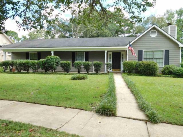 2859 Brookside Drive, Mobile, AL 36693 (MLS #274252) :: Elite Real Estate Solutions