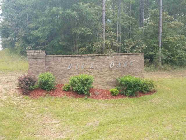 0 Byrd Road, Bay Minette, AL 36578 (MLS #274256) :: Elite Real Estate Solutions