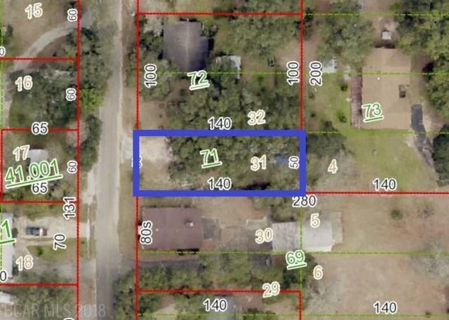 Brighton Avenue, Elberta, AL 36530 (MLS #274268) :: Ashurst & Niemeyer Real Estate