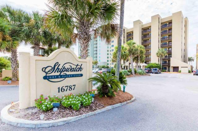16787 Perdido Key Dr C201, Perdido Key, FL 32507 (MLS #274339) :: Bellator Real Estate & Development