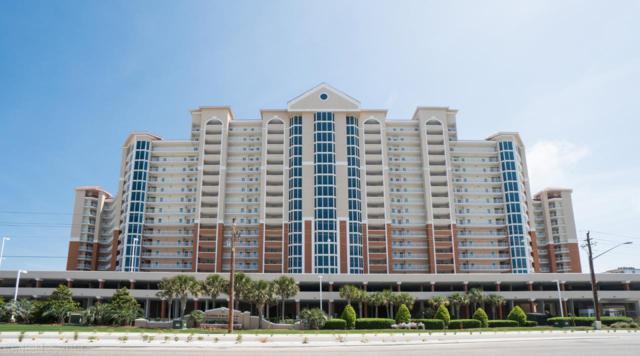 455 E Beach Blvd #1401, Gulf Shores, AL 36542 (MLS #274621) :: Bellator Real Estate & Development