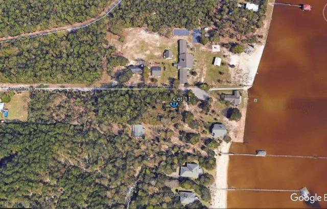 0 Josephine Dr, Josephine, AL 36530 (MLS #274633) :: Gulf Coast Experts Real Estate Team