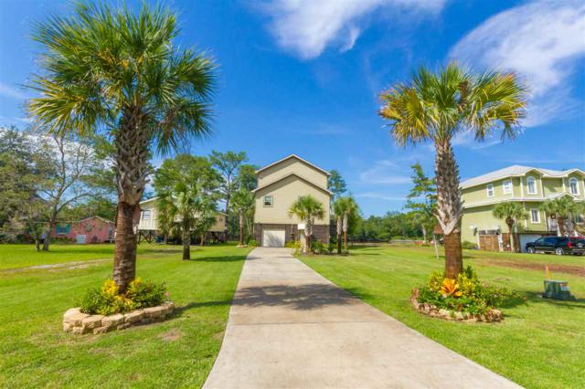818 W Canal Drive, Gulf Shores, AL 36542 (MLS #274654) :: Elite Real Estate Solutions