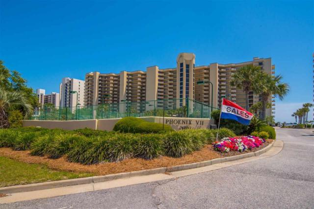 26802 Perdido Beach Blvd #1405, Orange Beach, AL 36561 (MLS #274661) :: Jason Will Real Estate