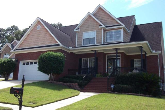 7181 Bradshaw Court, Mobile, AL 36695 (MLS #274675) :: Elite Real Estate Solutions