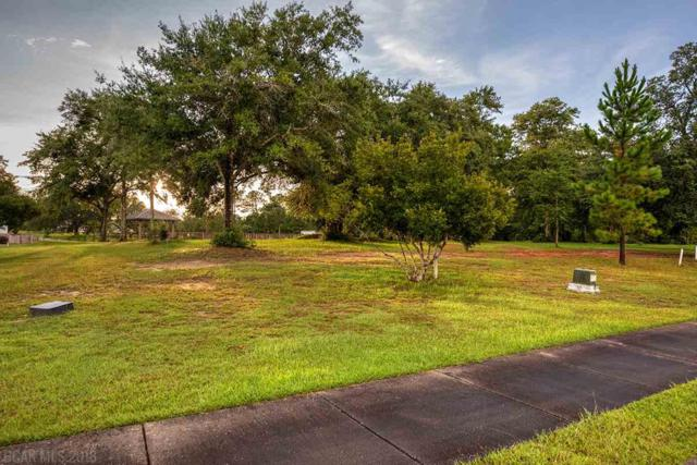 LOT 39 Lakeview Drive, Gulf Shores, AL 36542 (MLS #274763) :: Elite Real Estate Solutions