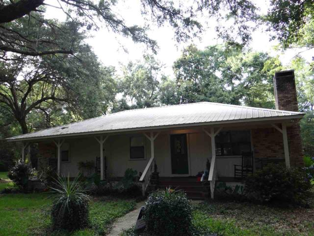 1402 County Road 26, Magnolia Springs, AL 36555 (MLS #274826) :: Ashurst & Niemeyer Real Estate