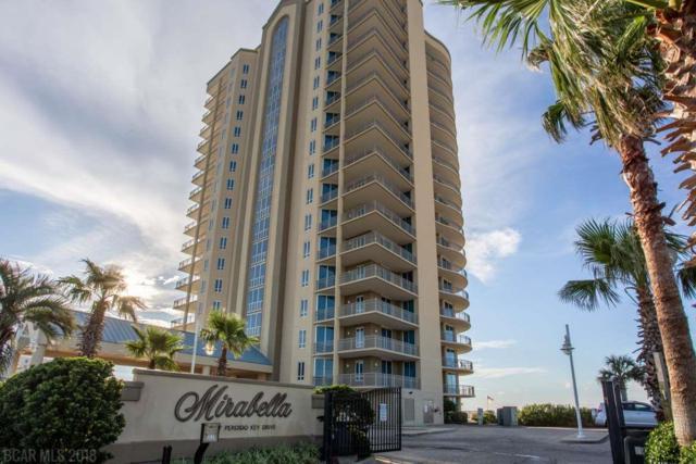 13937 Perdido Key Dr #1401, Perdido Key, FL 32507 (MLS #274916) :: Bellator Real Estate & Development