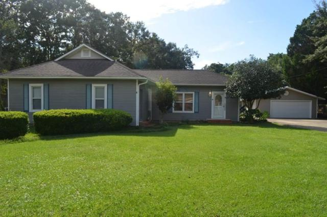 911 N Alston Street, Foley, AL 36535 (MLS #274919) :: Elite Real Estate Solutions