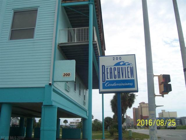 200 E Beach Blvd #321, Gulf Shores, AL 36542 (MLS #274926) :: Elite Real Estate Solutions