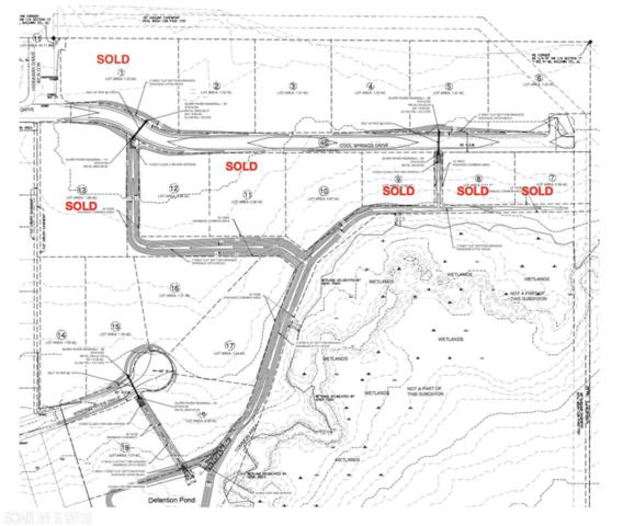 RE Ph 2 Lot 11 Cool Springs Drive, Foley, AL 36535 (MLS #274940) :: Gulf Coast Experts Real Estate Team