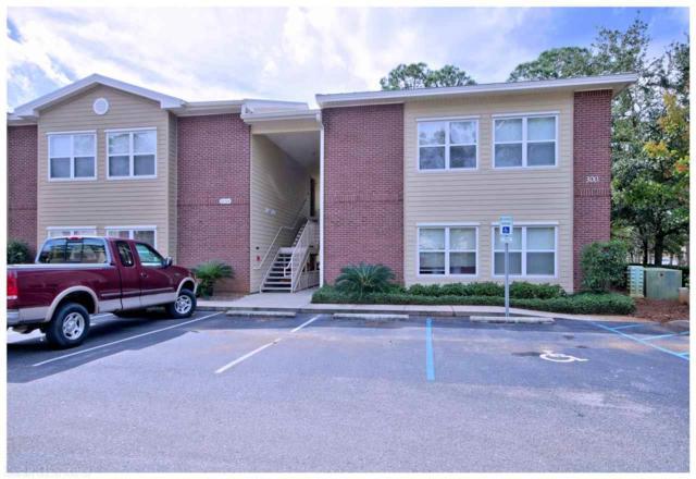 1701 E 1st Street #303, Gulf Shores, AL 36542 (MLS #274953) :: Elite Real Estate Solutions