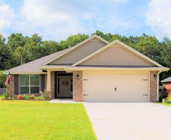 22065 Garland Loop, Silverhill, AL 36576 (MLS #274974) :: Elite Real Estate Solutions