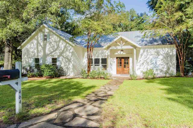 464 Liberty Street, Fairhope, AL 36532 (MLS #274985) :: Elite Real Estate Solutions
