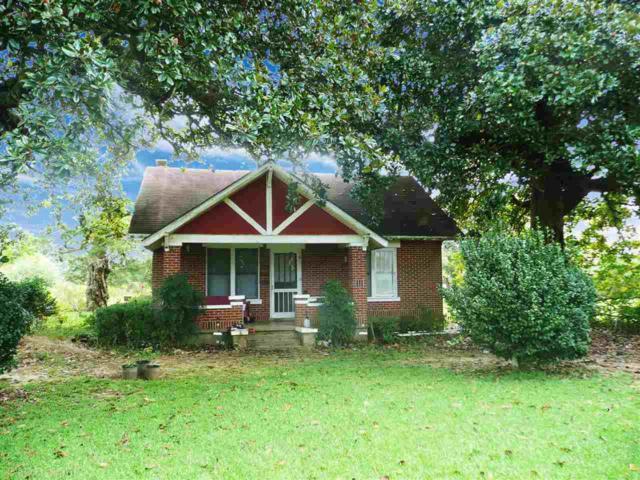 16364 Boros Road, Elberta, AL 36530 (MLS #275026) :: Jason Will Real Estate