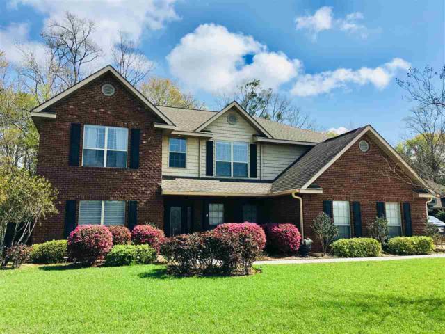 710 Creeping Willow Court, Fairhope, AL 36532 (MLS #275058) :: Elite Real Estate Solutions